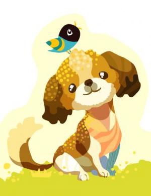 Ши-тцу собака